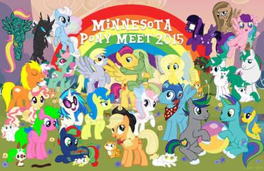 Minnesota My Little Pony Meet 2015