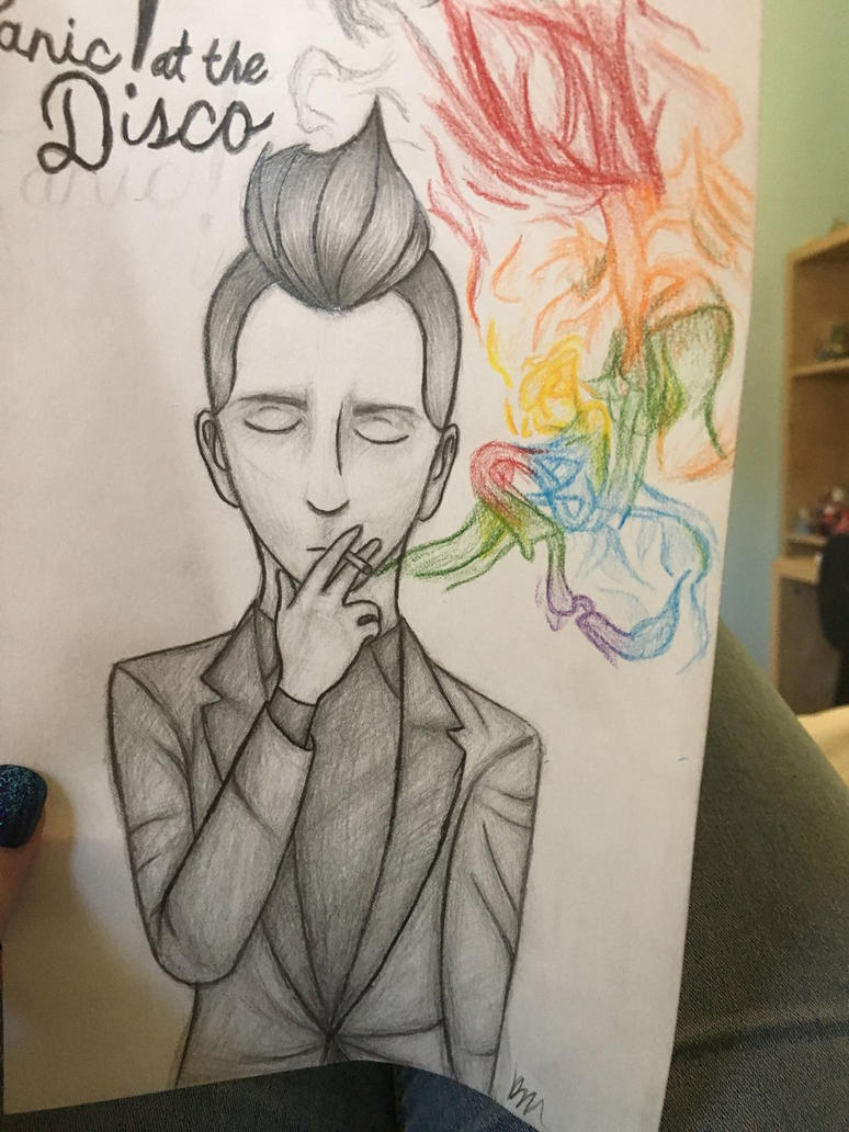 Brendon Urie Eyyy by Fireflower500