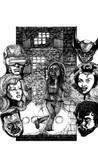 Uncanny X-Men 131 (Page 1 Inks) by GonzaSalas