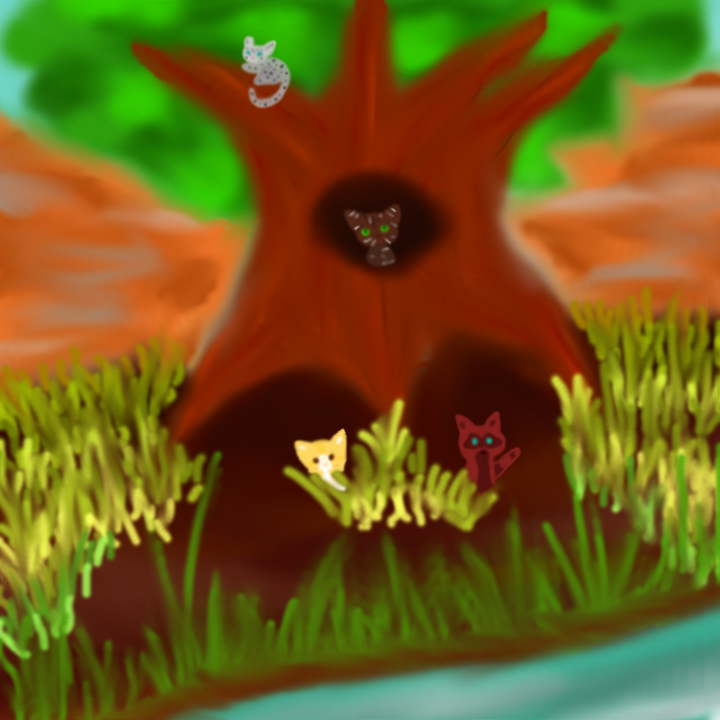 HollowClan Camp by Twistitch