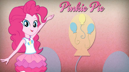 Pinkie Pie (Better Together) Wallpaper by kuco28