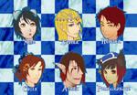 CL - Chess Team Headshots