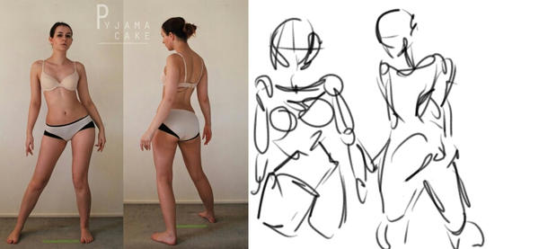 Character Design: BUILDING THE FIGURE by Phantismus