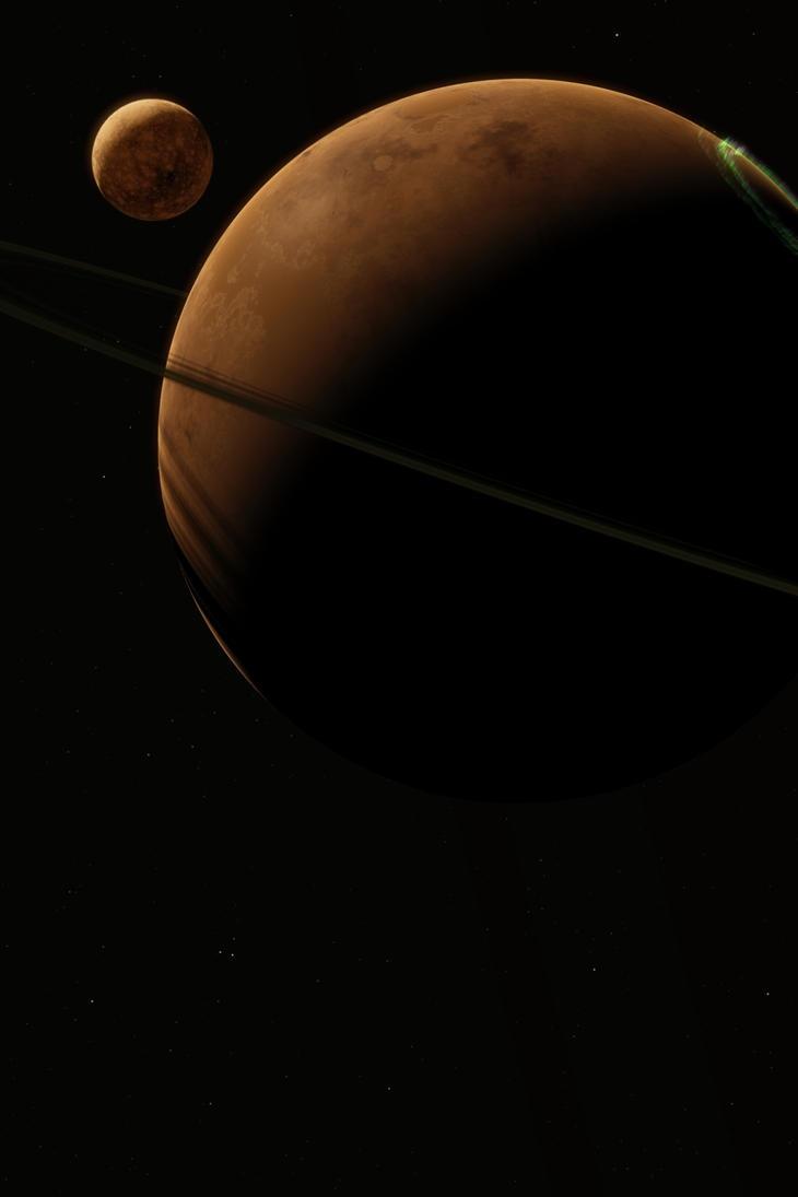 Cosmic Snapshot by kaldaar