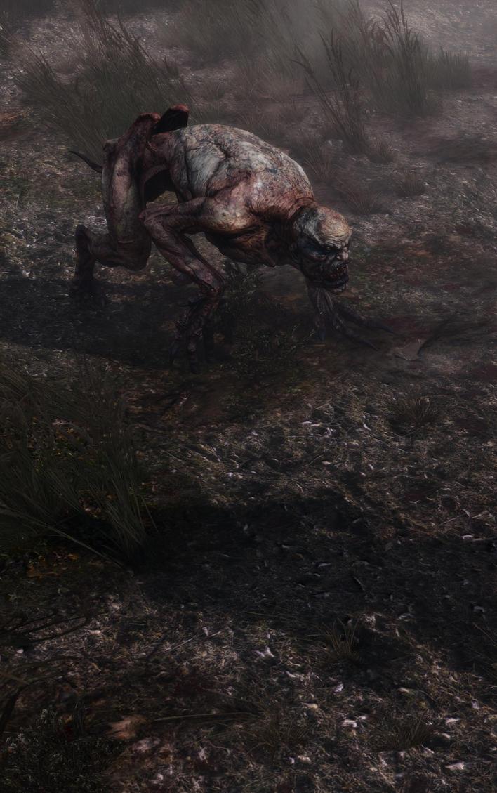 The Witcher 3 by kaldaar