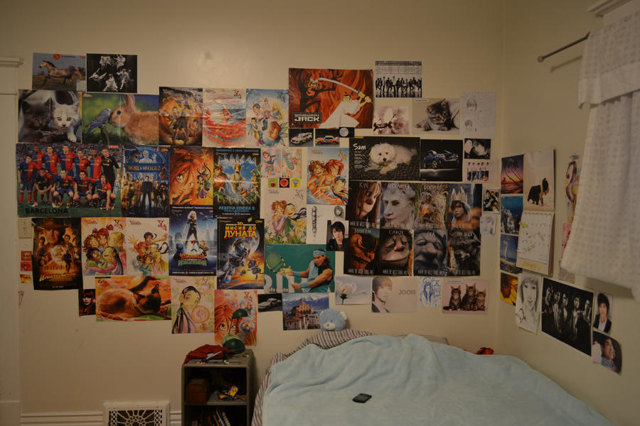 my awesome room with posters 1 by urawa reds on