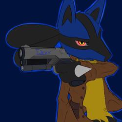 Gunslinger! by Devvcario