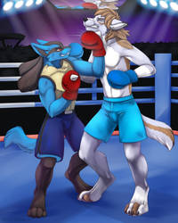 Devv vs Devo by Devvcario