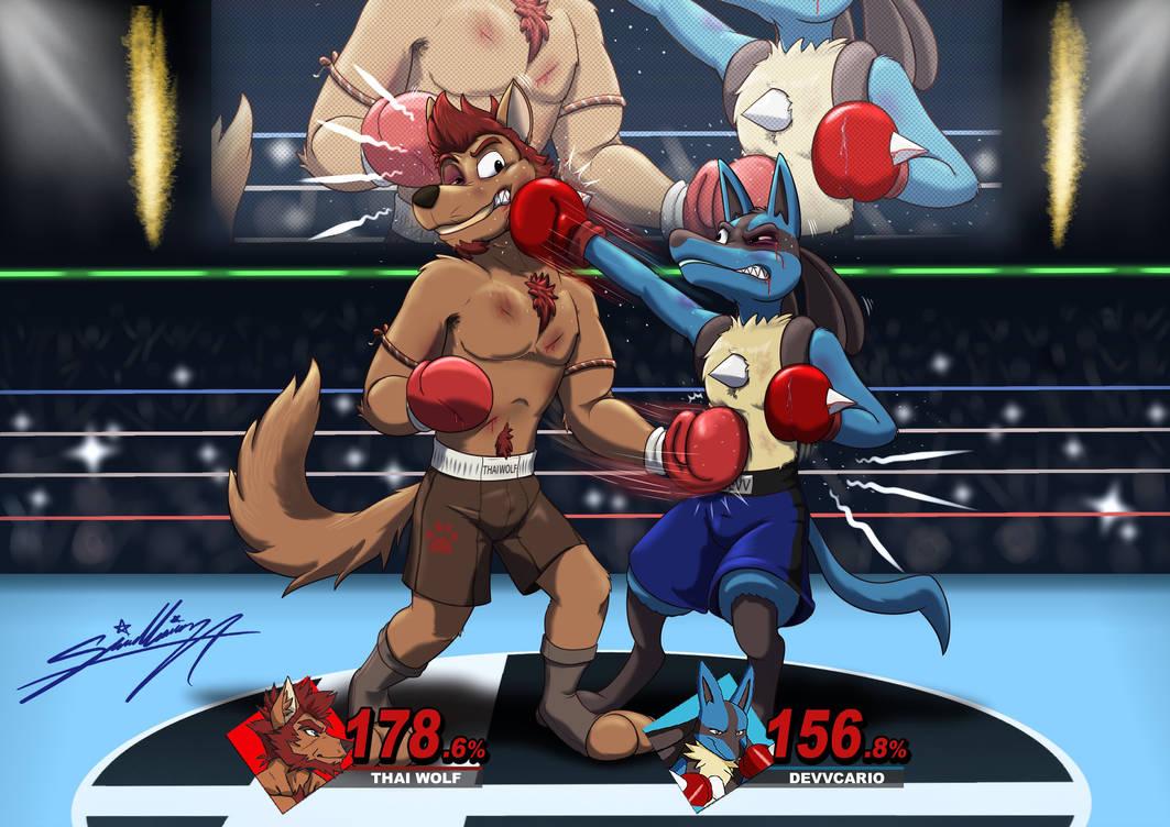 Devv vs Thai by Devvcario
