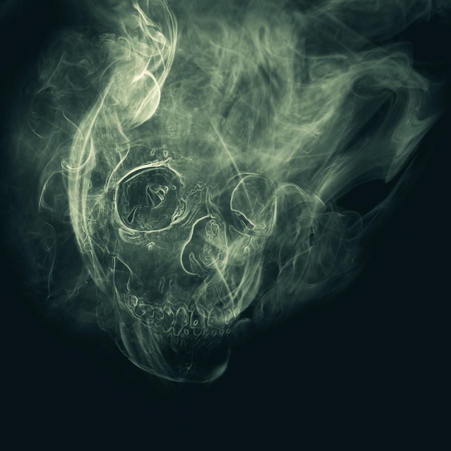 Smoking Skull Drawing | www.imgkid.com - The Image Kid Has It!