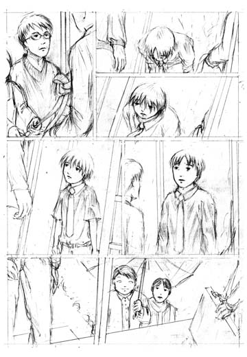 The Heart Doctor Page 15 WIP by littleguineapig