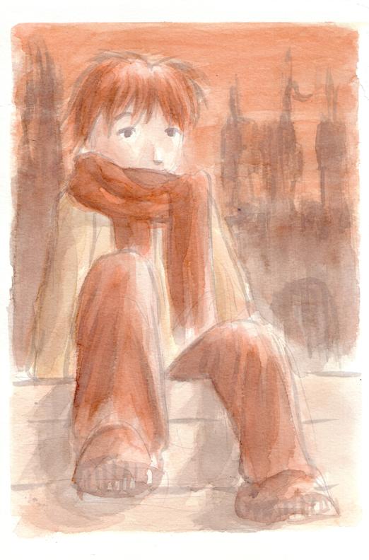 r weasley by littleguineapig