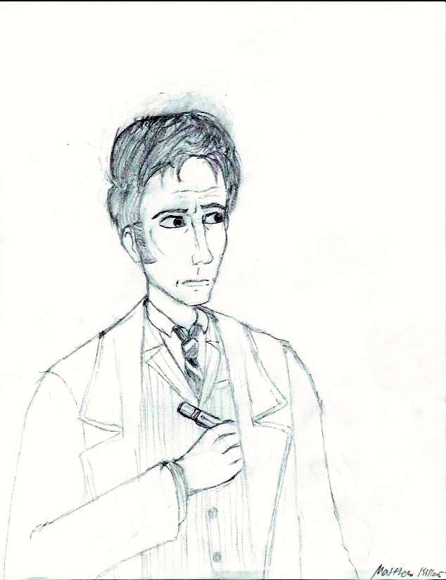 Tenth Doctor by holmesian1891