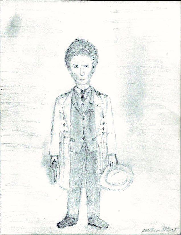 Original Character - Nathan Van Drake by holmesian1891