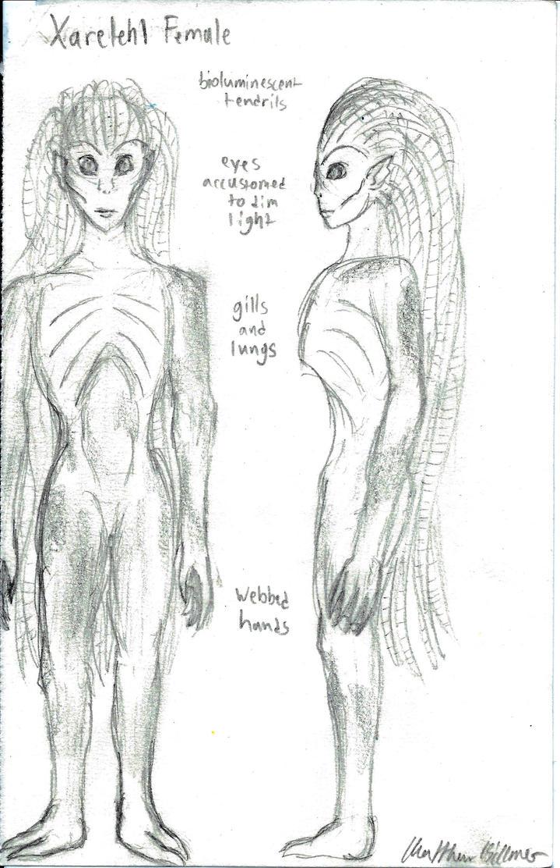 Concept - Xarelehl Female by holmesian1891