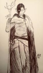 Swamp Witch Aravis by holmesian1891