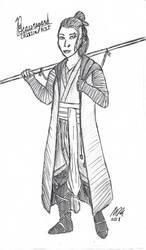Critical Role - Beauregard by holmesian1891