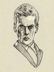 The 12th Doctor by Spencey