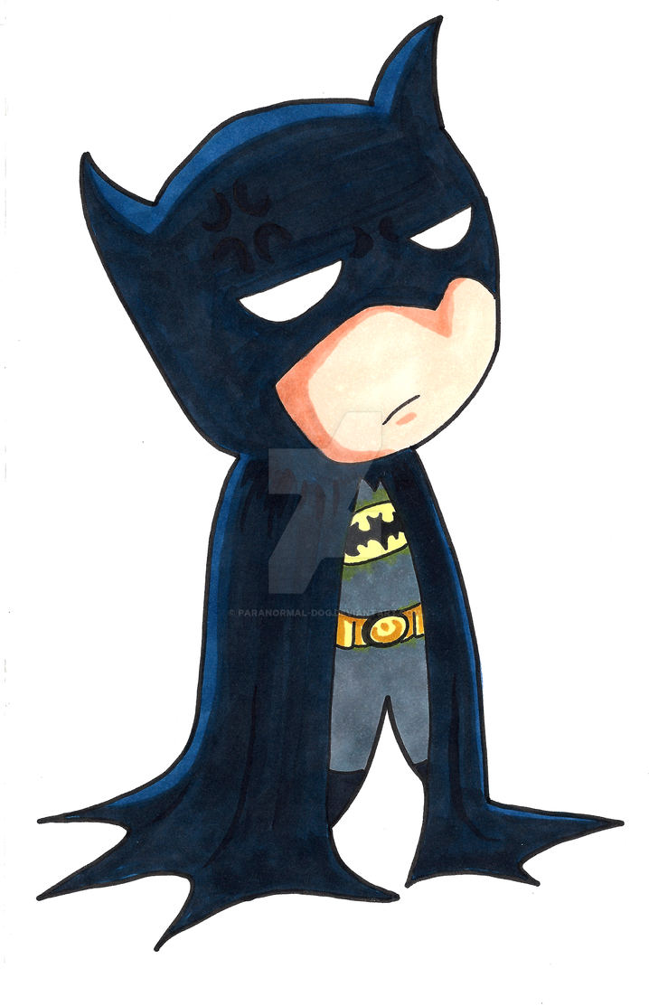 WTF Batman Chibi by paranormal-dog on DeviantArt