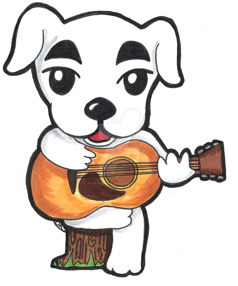 Animal Crossing Dog by paranormal-dog on DeviantArt
