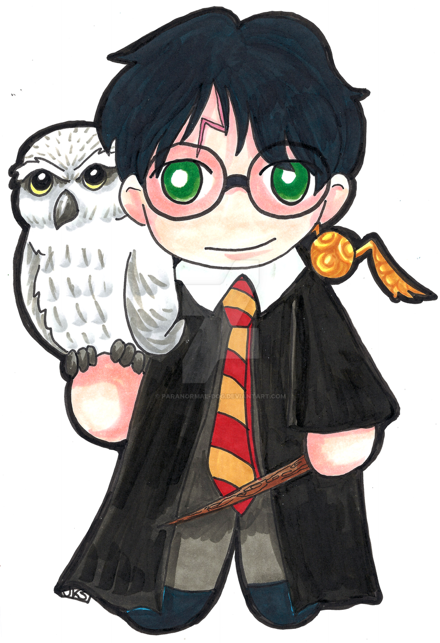 Good Wallpaper Harry Potter Animated - harry_potter_chibi_by_paranormal_dog-d2ik9tt  Trends_3135.png