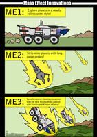 Mass Effect Innovations by MadMapper