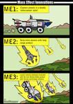Mass Effect Innovations