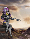 Sniper Tali