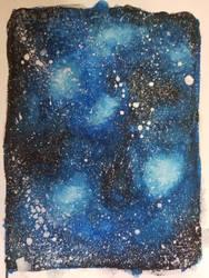 galaxy by NikaGhost