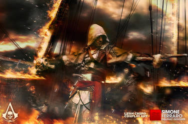 Heart on Fire - Assassin's Creed 4 : Black Flag