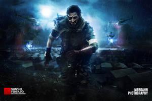 Last Chance - Metal Gear Solid by SimoneFerraroGD
