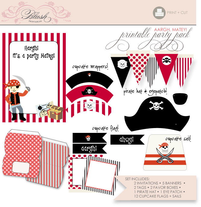 Printable pirate party pack by ohsoglam52 on deviantart printable pirate party pack by ohsoglam52 stopboris