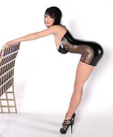 Jill Pose 4 by Q380