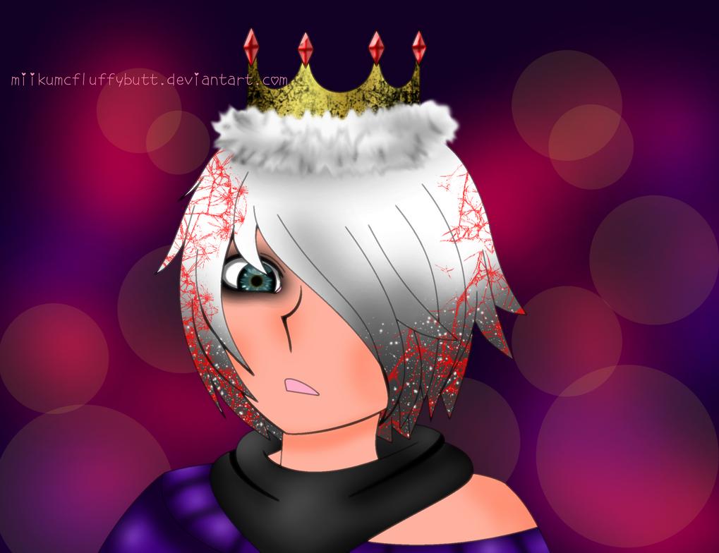 I am the King by MiikuuMcFluffybutt