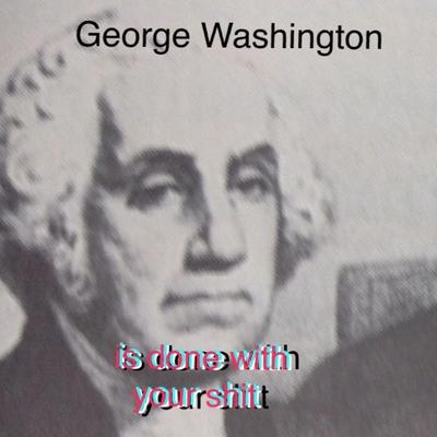 George Washington  by MiikuuMcFluffybutt