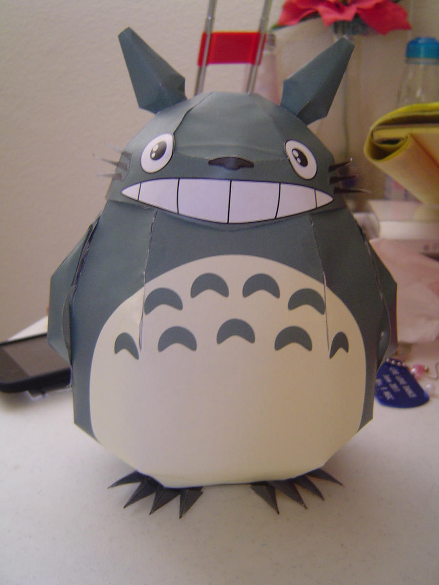 Totoro by aiaoicho