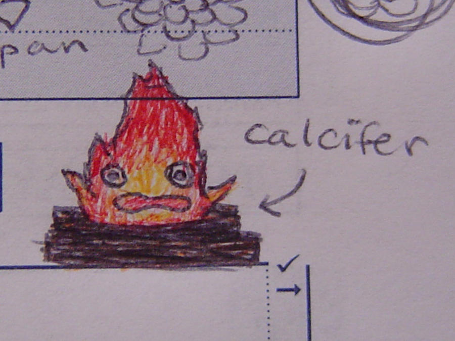 Calcifer by aiaoicho