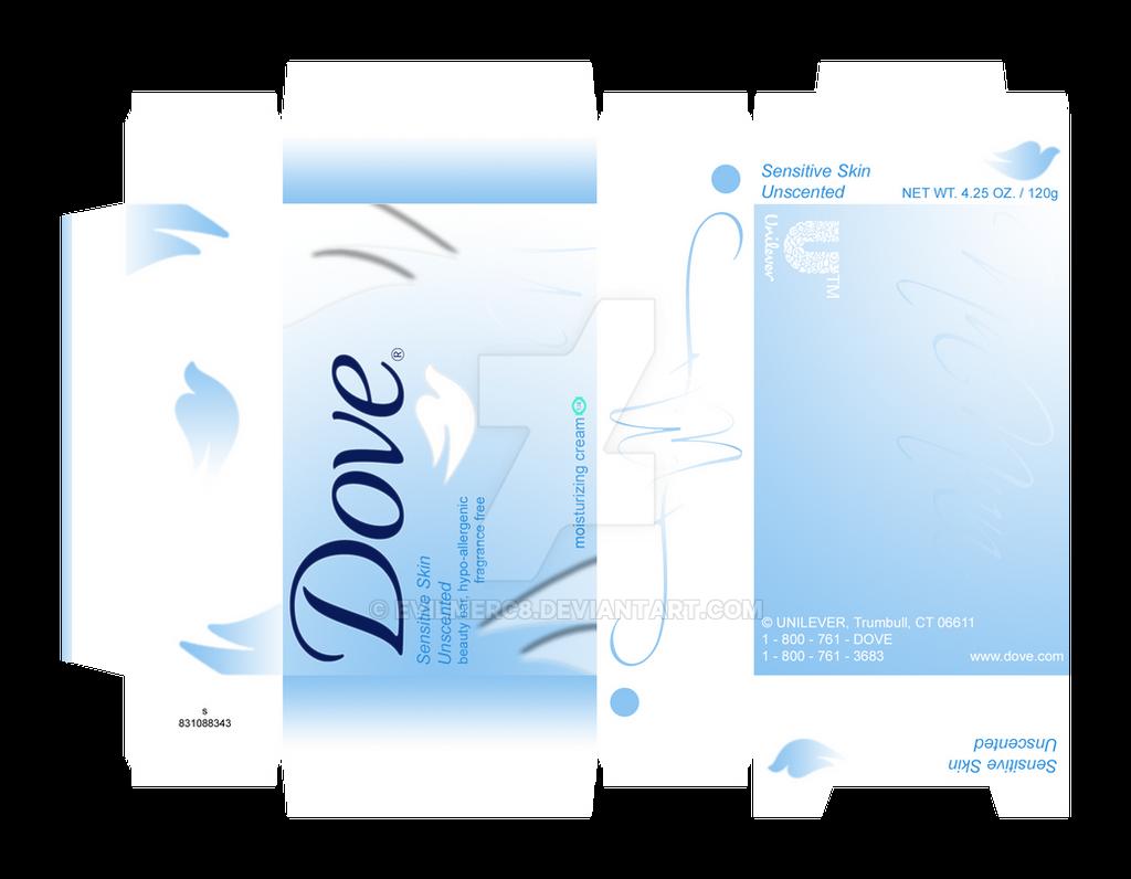 dove soap box redesign by evilmerc8 on deviantart
