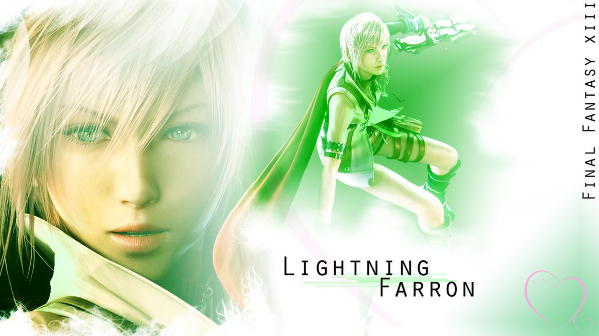 lightning ff13 wallpaperevilmerc8 on deviantart