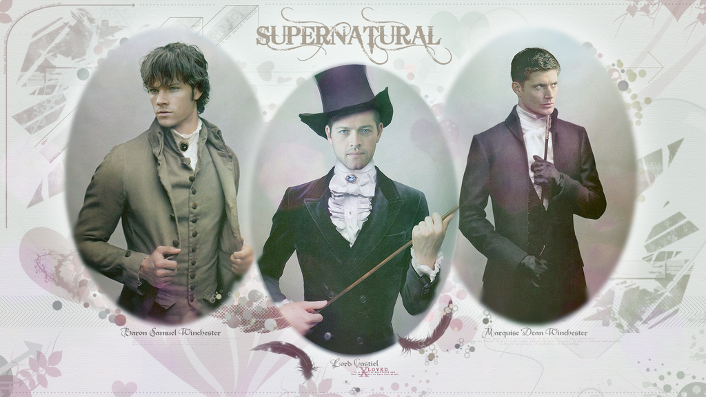 Supernatural Wallpaper For Avidityy By EvilMeRc8