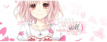 Sig request Ardeeuchiha Rinne Sonogami by EvilMeRc8