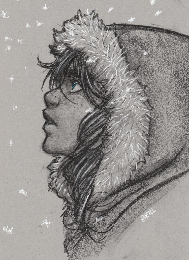 Ash and Snow by rheill