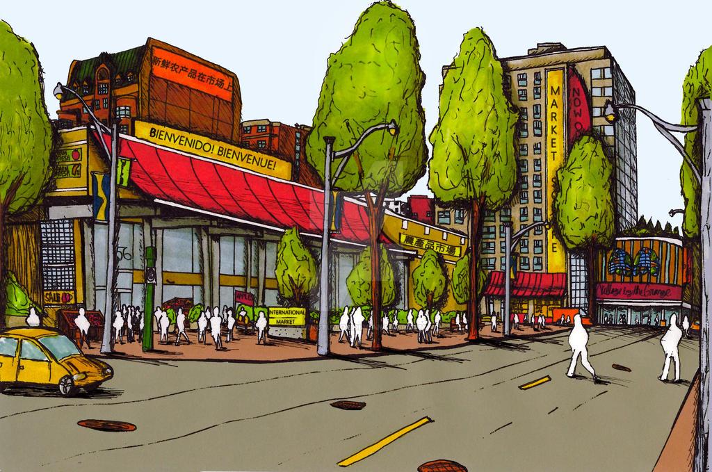 Market Square by TwinStudioz
