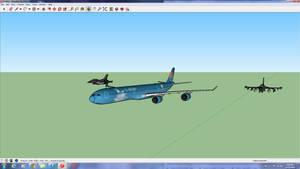 v2 airlines intercept