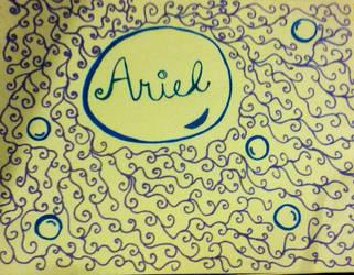 Ariel by ElsaAriel