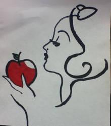 Snow White by ElsaAriel