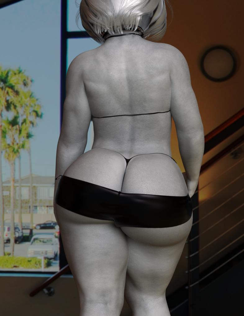 Maature Ass 5
