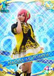 Nagisa Motomiya - Galaxy Cinderella Card