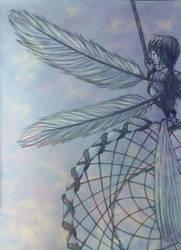 Dreamcatcher by lllLonelyWandererlll