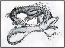 dragon thoughtful